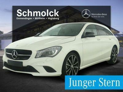 gebraucht Mercedes CLA220 d SB URBAN/PANO/XENON/NIGHT/NAVI/AUTOMA.