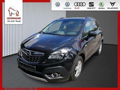 gebraucht Opel Mokka Innovation ecoFlex 4x4 1.6CDTI NAVI.XENON.19
