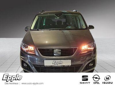 gebraucht Seat Alhambra Style 2.0 TDI EU6d-T 7-Sitzer Navi Keyless Dyn. Kurvenlicht Rückfahrkam. Fernlichtass.