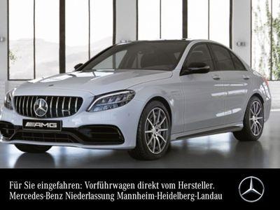 gebraucht Mercedes C63 AMG AMG Perf-Abgas Perf-Lenk Pano Burmester LED