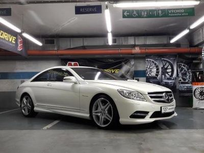 gebraucht Mercedes CL500 4Matic, AMG Line, AMG Abgassystem - TOP sound