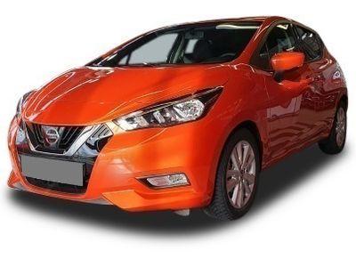 gebraucht Nissan Micra 1.0 Benzin