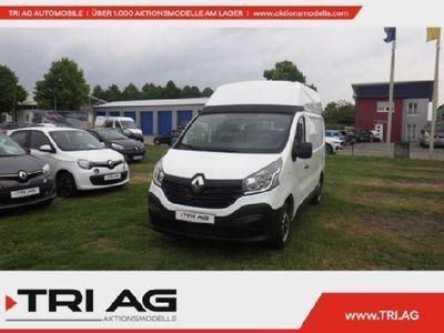 gebraucht Renault Trafic Kasten L1H2 2,9t Komfort Klima AHK AUX USB MP3 MAL Spieg. beheizbar BC Gar.