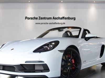 gebraucht Porsche 718 BoxsterBoxster GTS PDK Connect ParkAssist PDLS