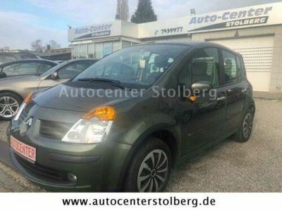 """gebraucht Renault Modus Dynamique""""1 HAND-WENIG KM"""""""