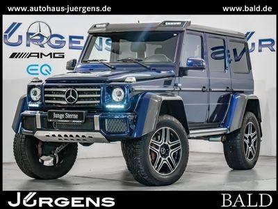 gebraucht Mercedes G500 4x4² designo/ehem. Pressewagen/1ofFirst