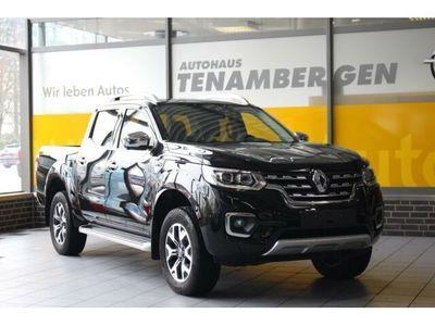 gebraucht Renault Alaskan Intens Double Cab 4x4 AHK Navi Kamera