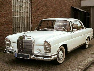 gebraucht Mercedes W111 Mercedes 220 SEb/C Coupe