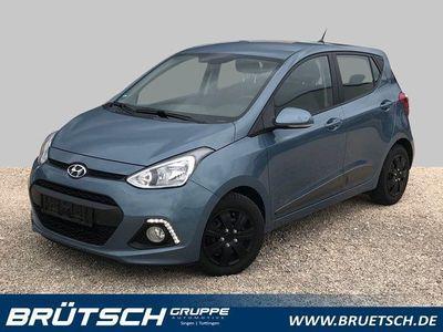 gebraucht Hyundai i10 Style 1.2 KLIMA / SITZHEIZUNG / BLUETOOTH