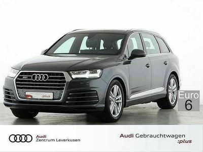 gebraucht Audi SQ7 4.0 NAVI STANDHZ LED HUD LEDER KAMERA