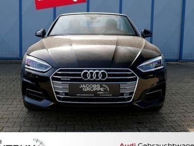 gebraucht Audi A5 Cabriolet Sport 40 TDI quattro 140( S-Line
