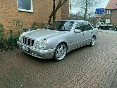 gebraucht Mercedes E50 AMG W210AMG kein e55 TÜV NEU Tausch Möglich