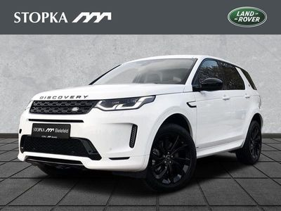 """gebraucht Land Rover Discovery Sport P200 R-Dynamic LED/20""""/Navi/Pano"""