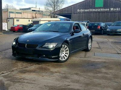 gebraucht BMW 630 E63 I Automatik M6 Optik *Vollausst... als Sportwagen/Coupé in Schweinfurt