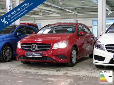 gebraucht Mercedes A180 Klima Tempomat Automatik Klima R/CD ZV el.