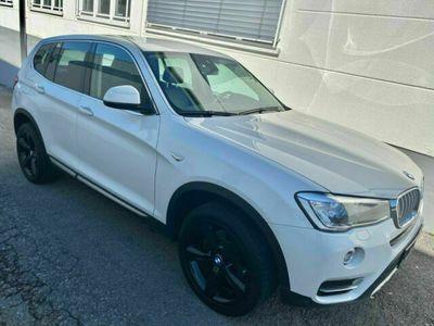 gebraucht BMW X3 Neu xDrive20d xLine*Leder-Navi-AHK-BI_Xen.*
