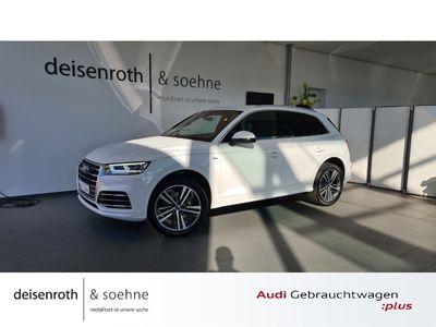 gebraucht Audi Q5 quattro L line 3.0 TDI AHK/Nav/20''/LED/DAB/T