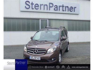 gebraucht Mercedes Citan 111 CDI Tourer EDITION +Sitzh.+Kamera+Navi