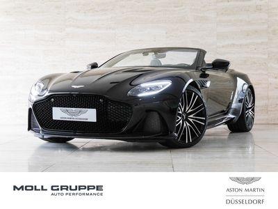 gebraucht Aston Martin DBS Superleggera Volante - Onyx Black
