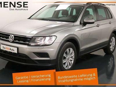 gebraucht VW Tiguan 2.0 TDI Navi AHK LaneAssist FrontAssist