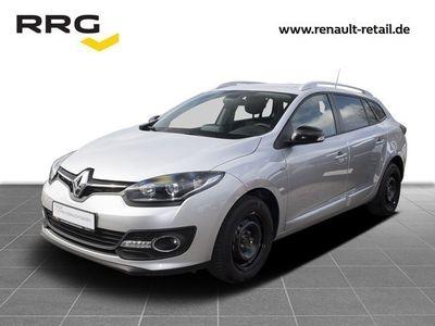 gebraucht Renault Mégane GRANDTOUR III 1.2 TCe 115 LIMITED Navi, H