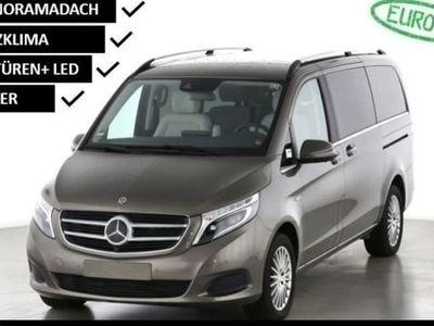 gebraucht Mercedes V250 AVANTGARDE EDITION L+PANO+LEDER+LED+COMAND