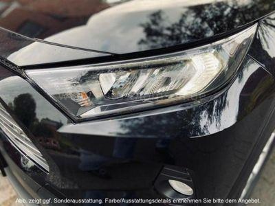 gebraucht Toyota RAV4 RAV 42.5l Hybrid Team Deutschland LED Kamera