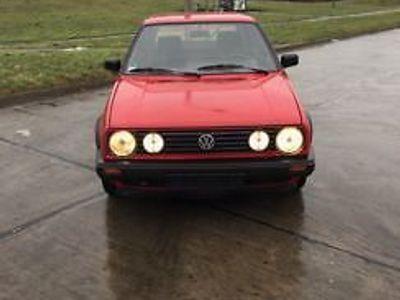 gebraucht VW Golf II fastmit TÜV
