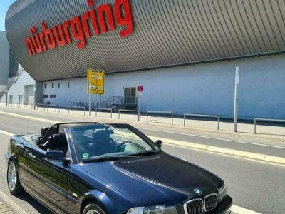 gebraucht BMW 323 Cabriolet ci Vollaustattung