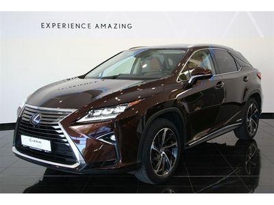 gebraucht Lexus RX450h RX 450 Luxury Line Standheizung * Bonn