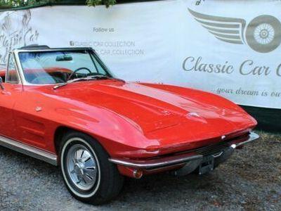 gebraucht Corvette C2 Cabrio 327cui V8