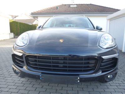 """gebraucht Porsche Cayenne DIESEL PANORAMA-LUFT-21""""-AHK-MEMORY"""