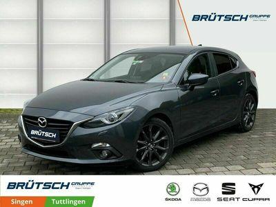 gebraucht Mazda 3 SKYACTIV-G 120 NAKAMA / KLIMA / NAVI / XENON / ALCANTARA