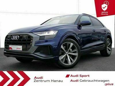 gebraucht Audi Q8 50 TDI quattro S-LINE*MATRIX*AHK*B&O*PANO*LUF als SUV/Geländewagen/Pickup in Hanau