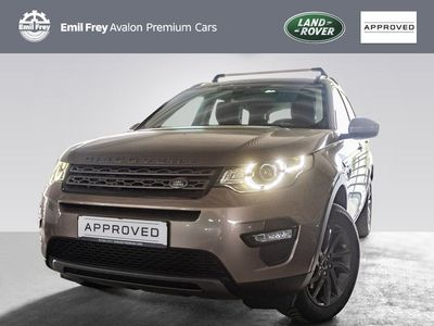 gebraucht Land Rover Discovery Sport TD4 Aut. SE*7-Sitze*Pano*