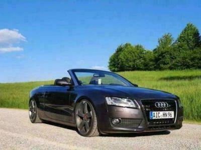 gebraucht Audi A5 Cabriolet 3.0 TDI quattro 20 Zoll Ro...