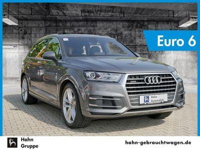 gebraucht Audi Q7 3.0TDI qu EU6 S-line Tip Luft Navi AHK Xen