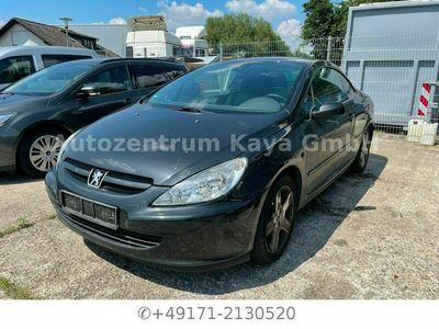 gebraucht Peugeot 307 CC Cabrio-Coupe*Alu*Klimaautomatik