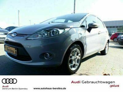 gebraucht Ford Fiesta 1.4 Titanium *SHZ*GRA*COOL&SOUND*