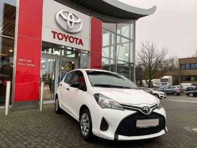 gebraucht Toyota Yaris Cool & Sound