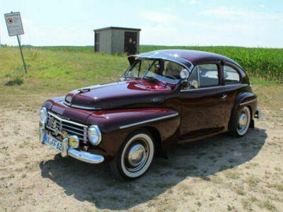 used Volvo PV444 HS Baujahr 1954 Buckel Zustand 1-