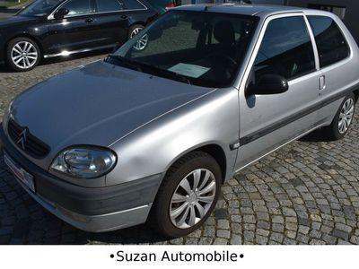 gebraucht Citroën Saxo 1.1 Chrono *TÜV-NEU*INSP-NEU*