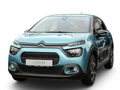 gebraucht Citroën C3 Feel Pack 1.2 PureTech 82 83 EU6d Fernlichtass. LED-Tagfahrlicht RDC Klimaautom