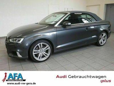 gebraucht Audi A3 Cabriolet 2,0 TFSI sport qu. S-tronic S-Line*Matrix*B&O