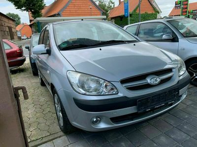 gebraucht Hyundai Getz 1.4 GLS KLIMAANLAGE BENZIN & LPG GAS