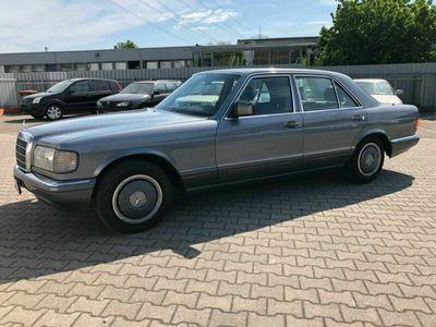 gebraucht Mercedes 300 SE Limousine/Automatik