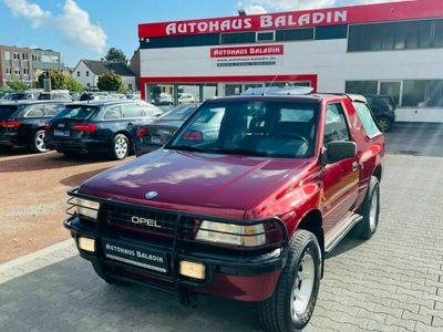 gebraucht Opel Frontera Sport Soft Top