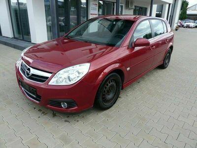 gebraucht Opel Signum Edition Plus 1,8 Navi Klima Teilleder M.