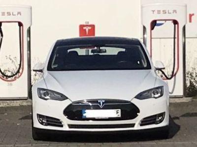 käytetty Tesla Model S P85 - Voll