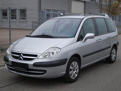 gebraucht Citroën C8 2.0 HDi TÜV 01/2020 AUTOMATIK KLIMA EURO-4 ALU